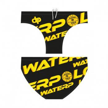 Wasserballhose dp Waterpolo BLACK